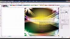 fundo abstrato fundo abstrato para flyers de festas no corel draw x6