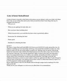 What Is Letter Of Intent 25 Letter Of Intent Template Free Sample Example