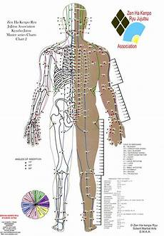 Spinal Pressure Points Chart Free Printable Pressure Point Charts