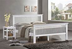 harmony beds harmony buckingham white 4ft6 135cm x 190cm