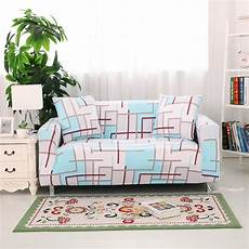 Sofa Protector Cover 3d Image by Stretch Style 3d Visual 3 Seater Sofa Cover Single
