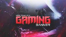 Youtube Banner Designers How To Make A Youtube Gaming Banner In Photoshop Cs6 Cc