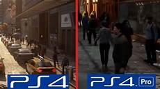 Ps4 Ps4 Pro Comparison Chart Spider Man Ps4 Vs Ps4 Pro Graphics Comparison What S The