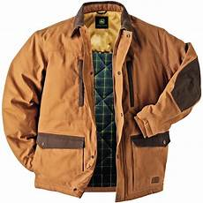 winter coats thinsulated deere 174 3m thinsulate insulated duck barn coat brown
