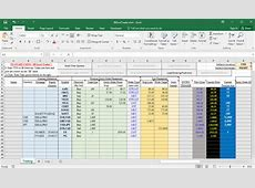Excel Spreadsheet For Option Trading   db excel.com