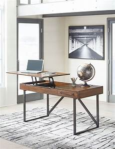 Best Desks Starmore Lift Top Home Office Desk Signature Design