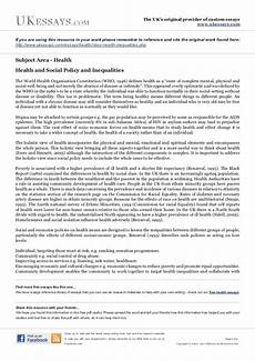 Essays About Health Short Essay Health Is Wealth