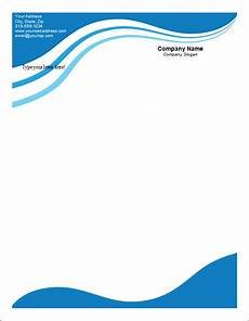 Microsoft Word Letterhead Templates Free 10 Letterhead Template Download Free Documents In Pdf