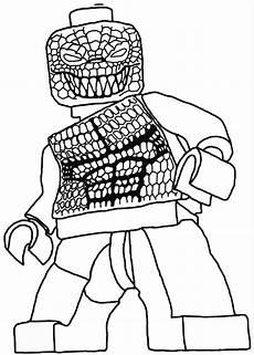 the lego batman coloring pages