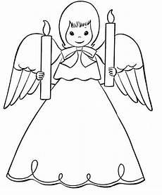 ausmalbilder weihnachten engel gratis engel