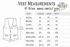 Vest Size Chart Leather Biker Vest 308 Makeyourownjeans 174 Made To