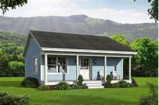small cottage style house plan 1 bedrms 1 baths 561