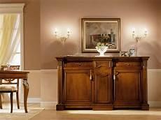credenza classica credenza classica di lusso in legno massello per