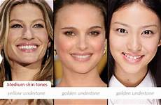 Foundation For Light Skin With Yellow Undertones Make Up Charts Determining Your Skin Tone And Undertone
