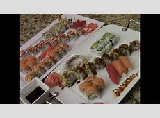 How To Make Delicious Sushi At Home (2/3)   YouTube