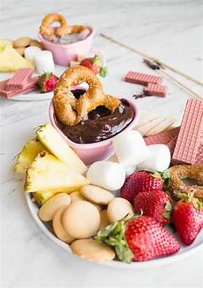 desserts for two easy chocolate fondue for two recipe dessert for two
