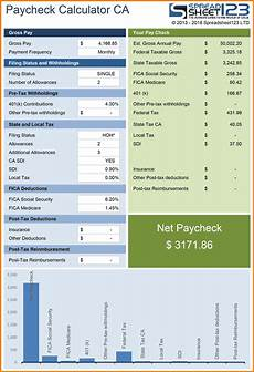 Tax Off Paycheck Calculator 6 Income Tax Payroll Calculator Simple Salary Slip