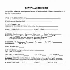 Rent Contracts Samples Free 13 Rental Contract Templates In Google Docs Ms