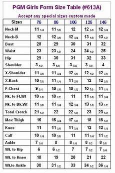 Indian Girl Dress Size Chart Pgm Girls Dress Form Measurement Chart Body Dress Baby
