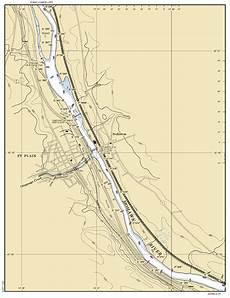 Mohawk River Depth Chart Mohawk River Fort Plain Nautical Chart νοαα Charts Maps