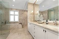 Travertine Bathrooms How To Clean Travertine Tiles And Paving The Easy Way