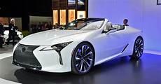 2019 Lexus Concept by Lexus Lc Convertible Concept Debuts Ahead Of 2019 Detroit