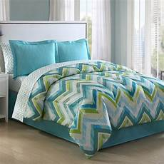 ellison asia connor chevron reversible bed in a bag