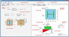 Cover Plate Design Example Steel Design Software Beams Columns Base Plates Lugs