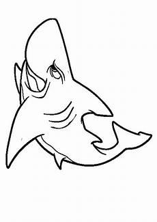 ausmalbilder haifisch 05 ausmalbilder tiere