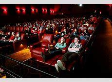 Reclining Seats, Dine in Menus Boost Movie Ticket Sales