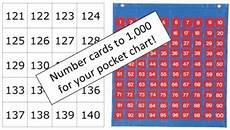 100 Square Pocket Chart Take It Past 100 Math Coach S Corner