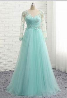 sleeve formal dress free mint tulle simple v neck plus size formal prom dress with