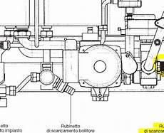 rubinetto caldaia come abbassare pressione alta caldaia