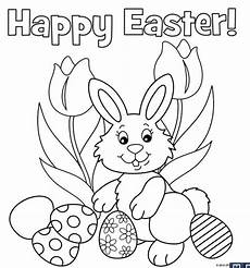 a guide to bunny coloring pages