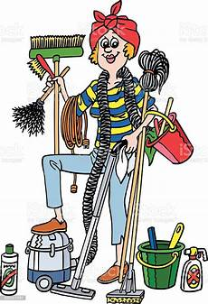 Cleaning Lady Images Free Cleaning Lady Stock Vector Art 532471237 Istock