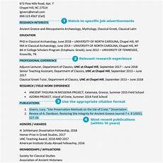What Does Skills Mean On A Resumes The Difference Between A Resume And A Curriculum Vitae