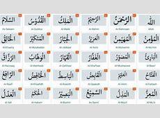 Bacaan Asmaul Husna Dalam Bahasa Arab dan Latin Lengkap