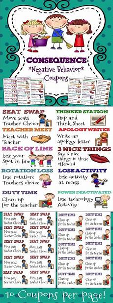 Consequences For Bad Behavior Chart The 25 Best Consequence Chart Ideas On Pinterest