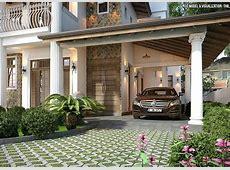 3D Archviz   Two Story House Sri lanka   by Thilina Liyanage