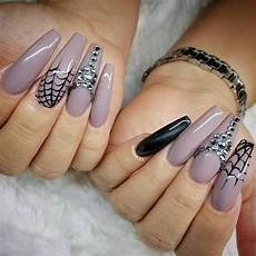 Cool Halloween Designs Nails 21 Halloween Nail Art Ideas To Scare Them All