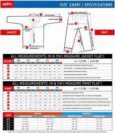 Yokkao Size Chart Storm Bjj Gi Size Chart Minotaur Fight Store