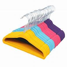 toddler clothes hangers non slip children child baby coat clothes hangers