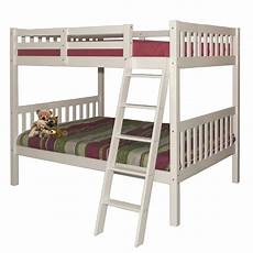 milan bunk bed white wood beds with drawers