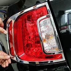 Rear Light Cover New Abs Chrome Trim Rear Light Cover For Ford Edge 2011