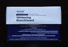 crest whitestrips supreme professional crest whitestrips supreme professional dental teeth