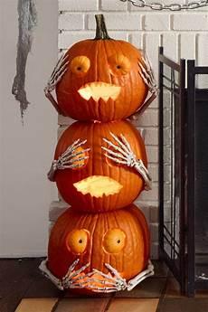 Skinny Pumpkin Designs 15 Halloween Pumpkins Carving Sweet Amp Scary Cool Web Fun