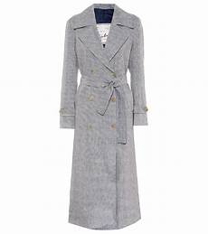 linen trench coats for right giuliva heritage collection the christine linen trench