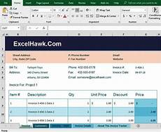Download Invoice Software Download Small Business Invoice Software In Excel