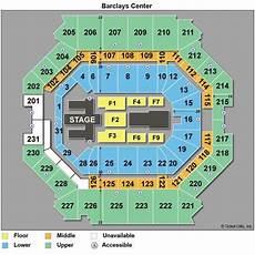 Barclays Center Seating Chart Concert Rihanna Tickets Barclays May 4th Amp May 5th Discounted