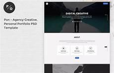 Portfolio Psd Template Free Download 10 Free Personal Portfolio Photoshop Psd Web Templates For